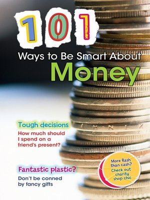 cover image of 101 Ways to Be Smart About Money