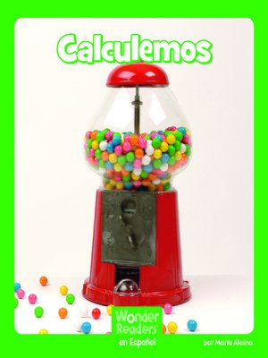 cover image of Calculemos