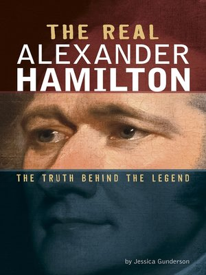 cover image of The Real Alexander Hamilton