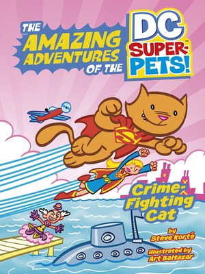 cover image of Crime-Fighting Cat