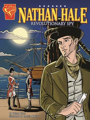 cover image of Nathan Hale