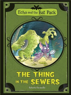cover image of The Thing In the Sewers