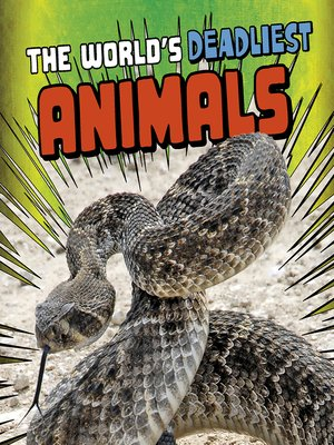 cover image of The World's Deadliest Animals