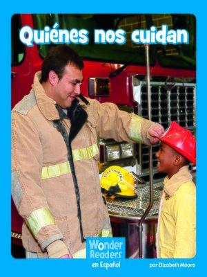 cover image of Quiénes nos cuidan