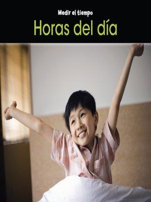 cover image of Horas del día
