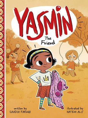 cover image of Yasmin the Friend