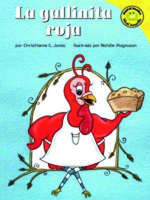 cover image of La gallinita roja