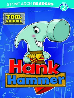 cover image of Hank Hammer