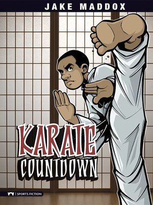 cover image of Karate Countdown