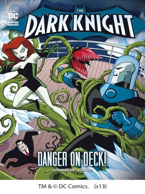cover image of Batman and the Villainous Voyage