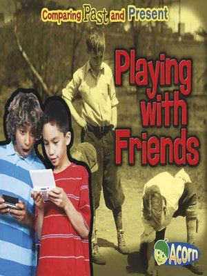 cover image of Playing with Friends