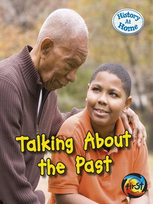 cover image of Talking About the Past