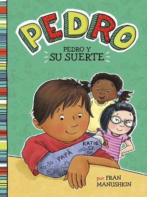 cover image of Pedro y su suerte