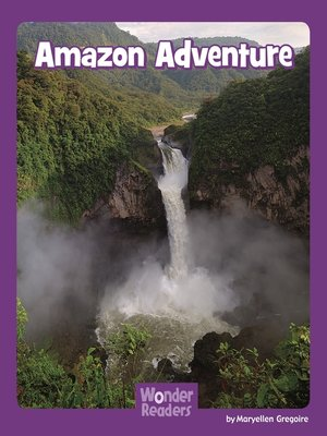 cover image of Amazon Adventure