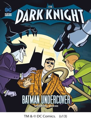 cover image of Batman Undercover