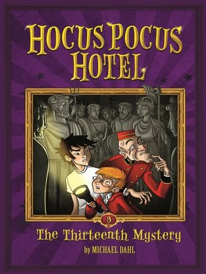 cover image of The Thirteenth Mystery
