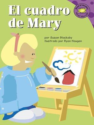 cover image of El cuadro de Mary