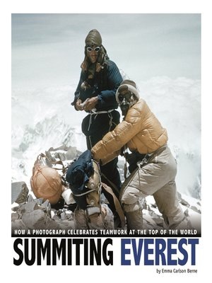 cover image of Summiting Everest