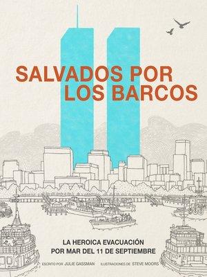 cover image of Salvados por los barcos