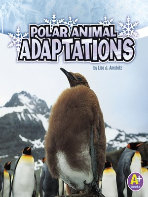 cover image of Polar Animal Adaptations