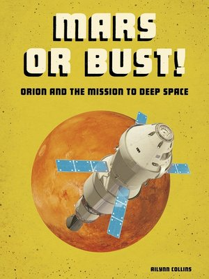 cover image of Mars or Bust!