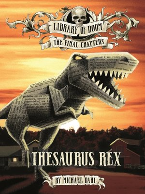 cover image of Thesaurus Rex