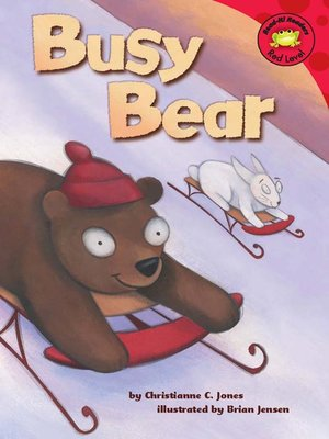 cover image of Busy Bear