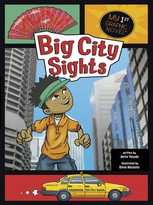 cover image of Big City Sights