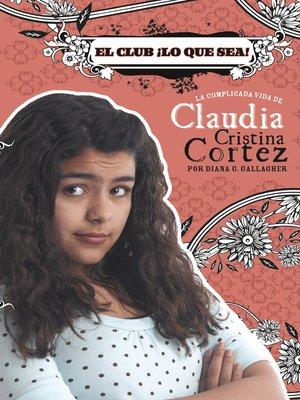 cover image of El club ¡Lo que sea!