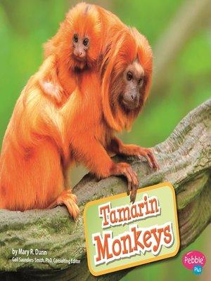 cover image of Tamarin Monkeys