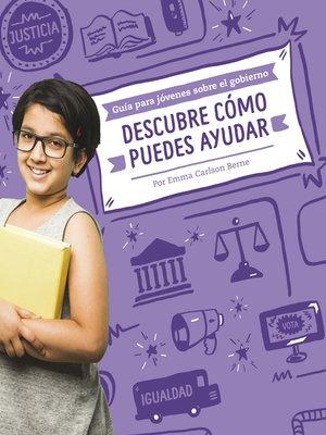 cover image of Descubre cómo puedes ayudar