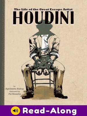 cover image of Houdini