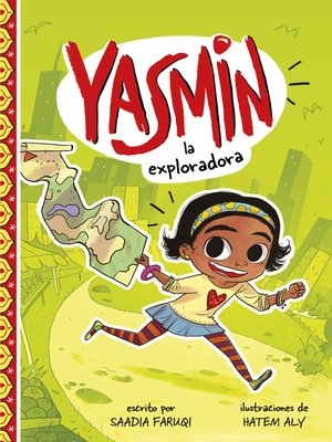 cover image of Yasmin la exploradora