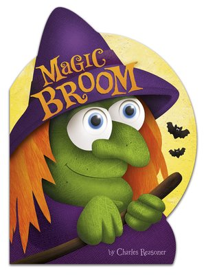 cover image of Magic Broom