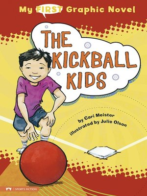 cover image of Kickball Kids