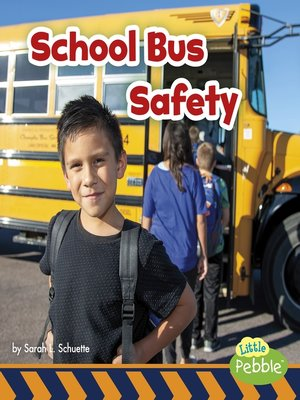 cover image of School Bus Safety