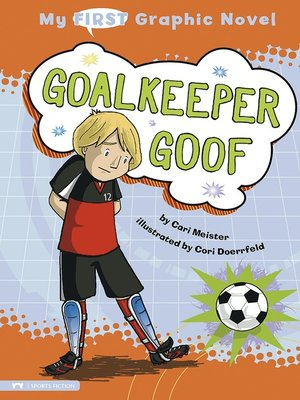 cover image of Goalkeeper Goof