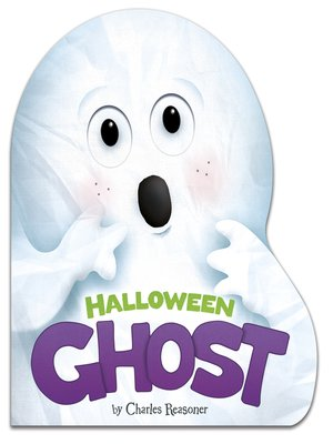 cover image of Halloween Ghost