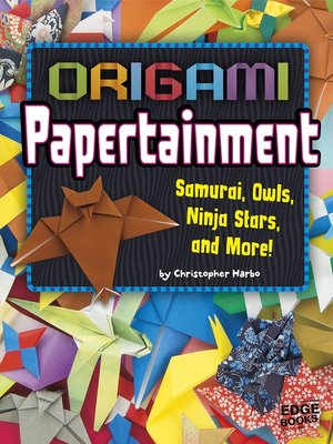 cover image of Origami Papertainment