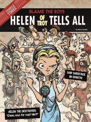cover image of Helen of Troy Tells All