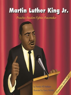 cover image of Martin Luther King, Jr.