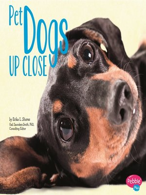 cover image of Pet Dogs Up Close
