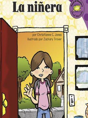 cover image of La ninera