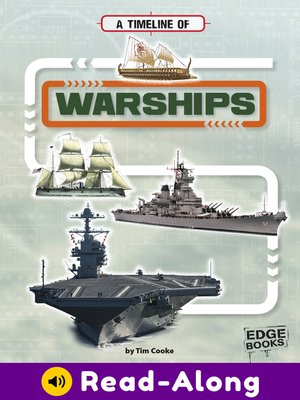 cover image of A Timeline of Warships