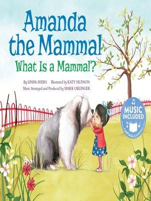 cover image of Amanda the Mammal