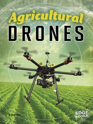 cover image of Agricultural Drones