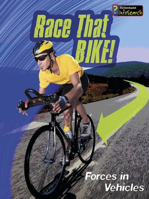cover image of Race that Bike!