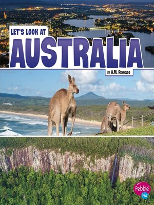 cover image of Let's Look at Australia