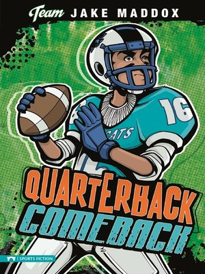 cover image of Quarterback Comeback