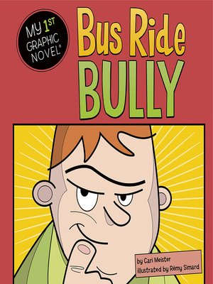 cover image of Bus Ride Bully